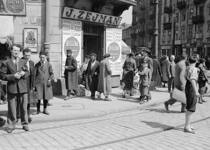 Pre-war Warsaw! (Pre-war images only, 5 image limit per post) - Page 13 - SkyscraperCity