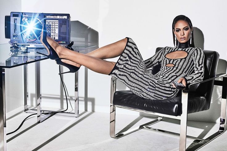 Photography: Jason Kibbler Styled by: Patrick Mackie Hair: Michael Silva Makeup: Fulvia Farolfi Model: Joan Smalls