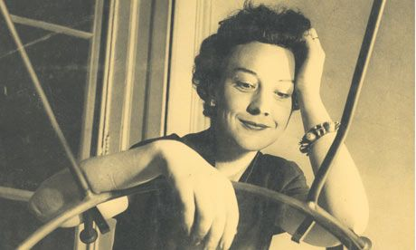 Lucienne Day, textile designer, kind of like a British Ray Eames