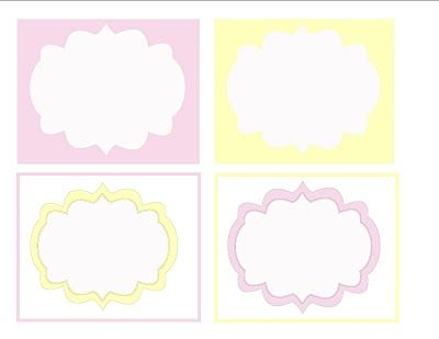 25 best images about cake decorations scrolls and for Cake labels template