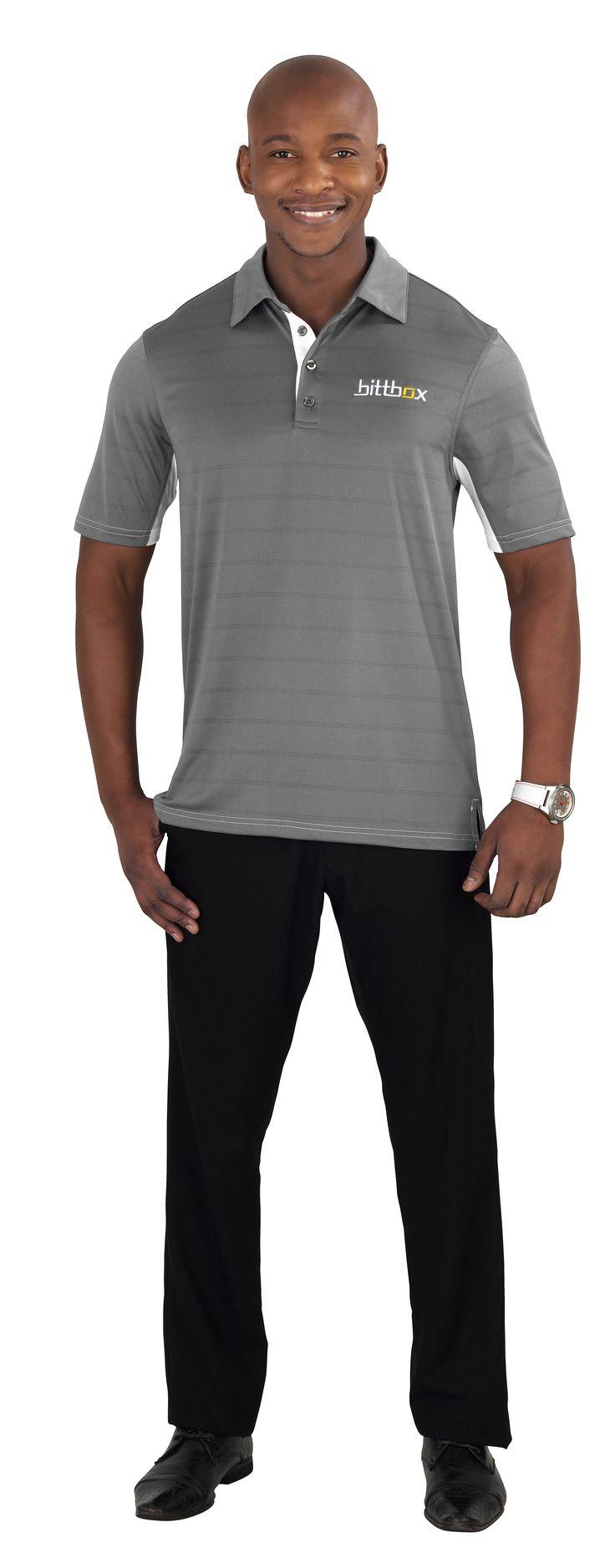 Elevate Men's Prescott Golf Shirt