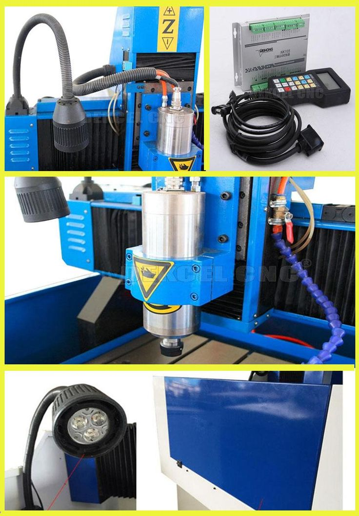 parts of cnc metal engraving machine for aluminum brass