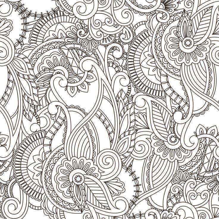 Resultado De Imagen Para Dibujos Abstractos Para Colorear