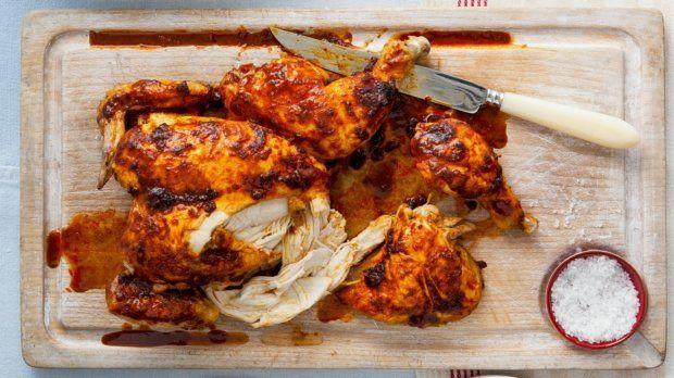 Upečte celé kuře