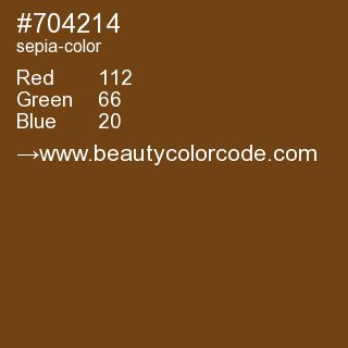 The 25 best brown color names ideas on pinterest red color sepia is a reddish brown color named after the rich brown pigment derived from urmus Gallery