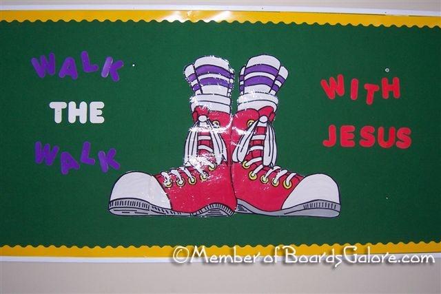 Walk theWalk with Jesus