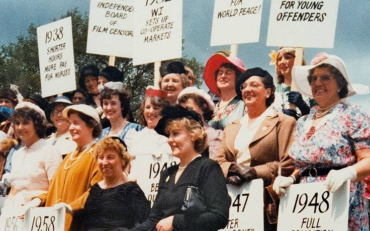 For 100 years the Women's Institute has been quietly fighting to change all   parts of society. Emma Barnett highlights some of the organisation's   more unexpected and groundbreaking campaigns