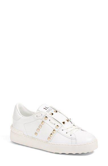 Valentino 'Rockstud' Sneaker (Women)