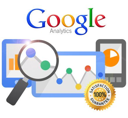 Google Analytics SEO 1A2F