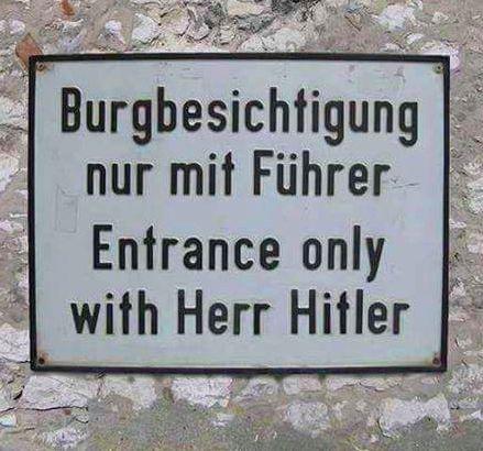 Deutsche sind so penibel, dass sie sogar ihren Müll sauber halten.