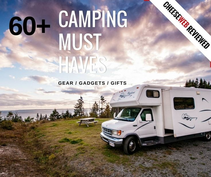 Our Must Have Camping Gear For Full Time Motorhome Living