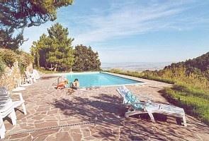 Toscana - gårdshus ved Pisa for 4 -16 personer med svømmebasseng, natur-oase Feriehus i Casciana Terme fra @homeaway! #vacation #rental #travel #homeaway