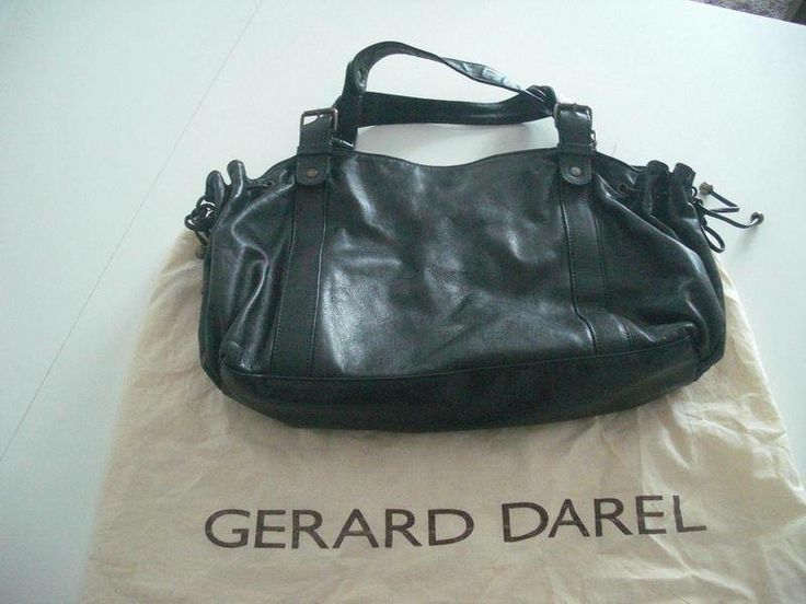 Sac Gérard Darel - sac à main - Petit vide placard - Fait Maison
