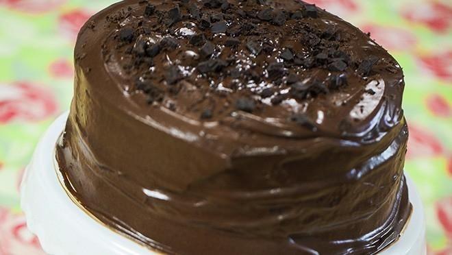 Suklaakakku - Sara La Fountain   24Kitchen