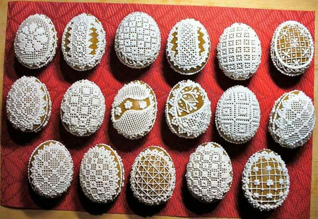 Velikonoční v bílém.... Olga H.