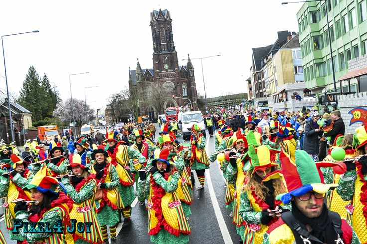 awesome Aachen. Rosenmontag 2016