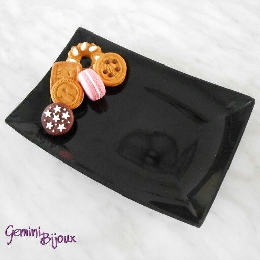 Fimo created collection byby creation Couture tutorial