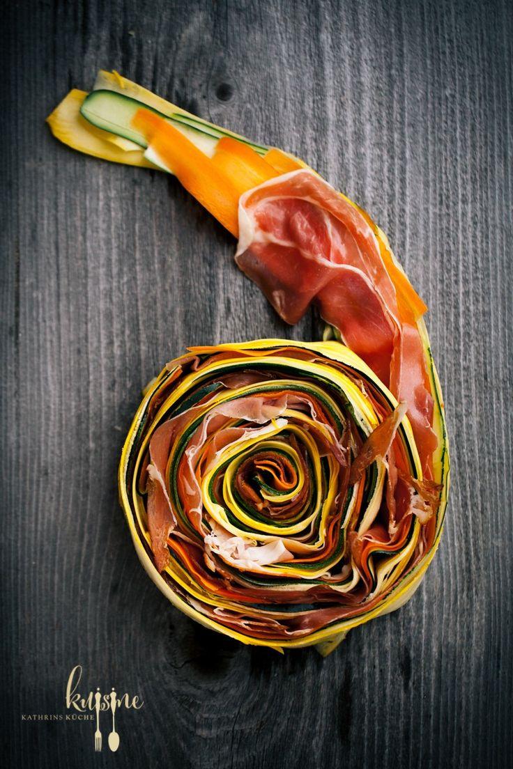 Gerollter Gemüsekuchen von Kuisine Kathrins KücheKuisine Kathrins Küche