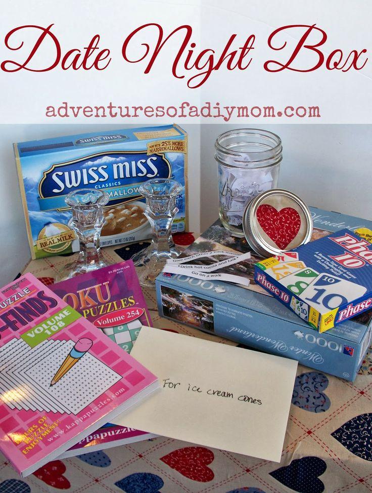 Date Night Box Or Jar