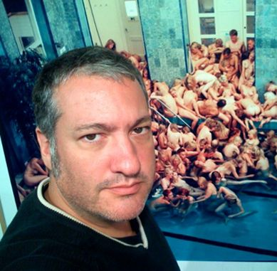 Artist Spencer Tunick ,