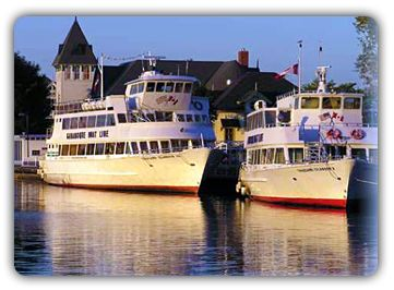 Gananoque Boat Line - About Us