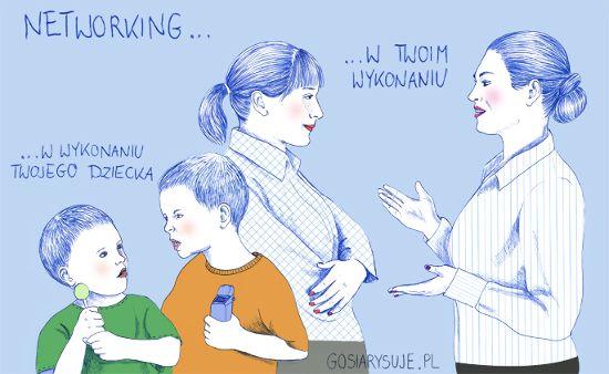 Networking w wykonaniu BiznesMAMY