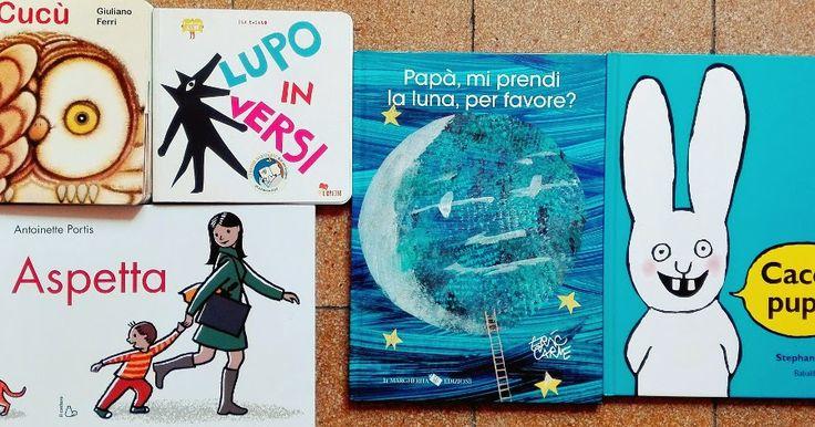CiaU: I 5 libri più letti con la musica quest'anno al nido - Edizione 2016 / #educazionemusicale con i #libriperbambini