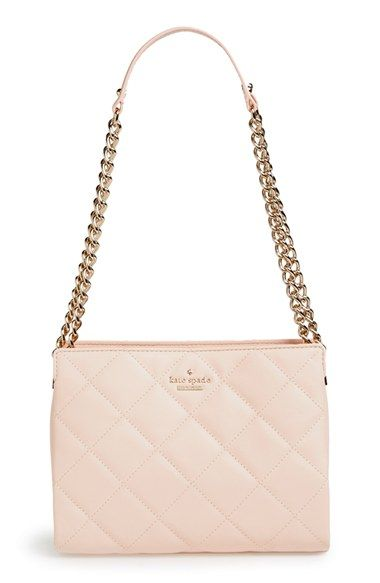 kate spade new york 'emerson place - mini convertible phoebe' quilted leather shoulder bag available at #Nordstrom