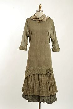 Blanchefleur Frock by Ivey Abitz - love this too!