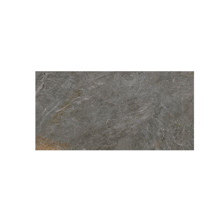 Dalles 2cm effet pierre 50x100 Grey Grip Rectifié, collection