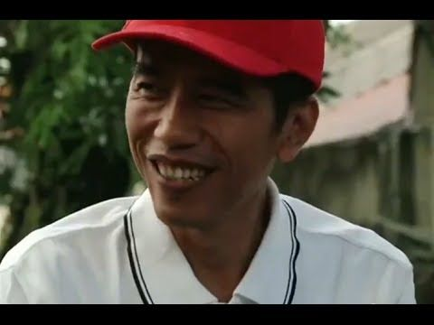 #JKW4P - Lagu Terbaru 2014 - Jokowi Presiden Ku