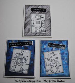 Kortparadis: Småkort