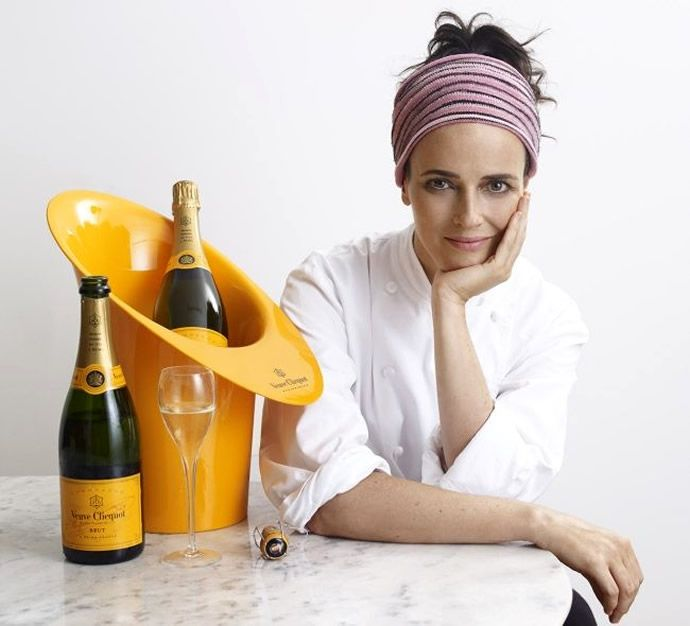 Veuve Cliquot World's Best Female Chef for 2014 is São Paulo's Helena Rizzo