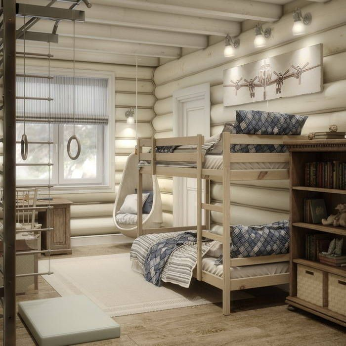 Browse images of translation missing: ru.style.Детские-комнаты.rustikalnyy Детские комнаты designs: . Find the best photos for ideas & inspiration to create your perfect home.