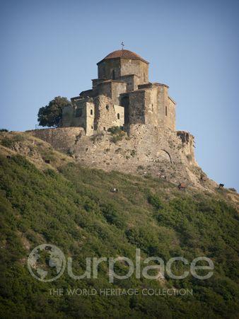 Mtskheta Tarihi Anıtlar Resimleri - www.ourplaceworldheritage.com