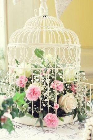 baby's breath shabby chic bridal bouquet // brides of adelaide magazine