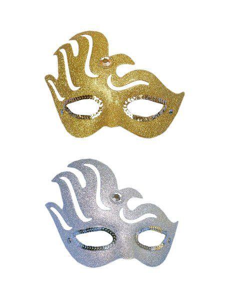 """https://11ter11ter.de/59820576.html Partyaccesoire für Silvester """"Augenmaske Glitzer und Pailletten"""" in Silber oder Gold #11ter11ter #outfit #accesoires #silvester #party #neujahr #mottoparty"""