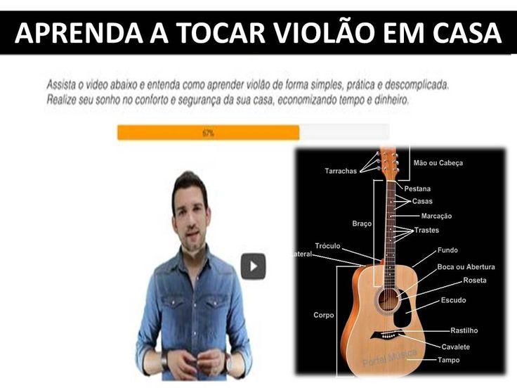 Da série : ECONOMIZE TEMPO e DINHEIRO Aprenda violão NO CONFORTO E SEGURANÇA DE SUA CASA ! Curso COMPLETO  100% ONLINE.  Conheça ,ACESSE ➡ http://hotmart.net.br/show.html?a=N3906775N&ap=6e2e