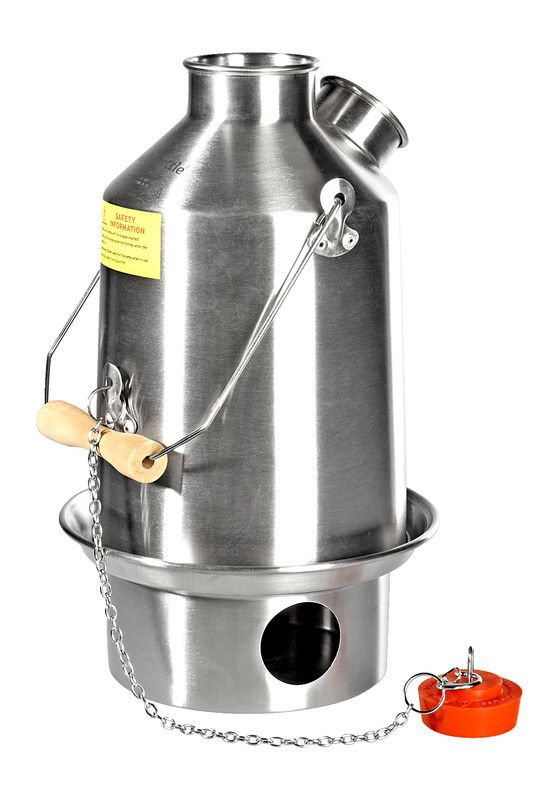 Kelly Kettle Scout Kettle Stainless Steel