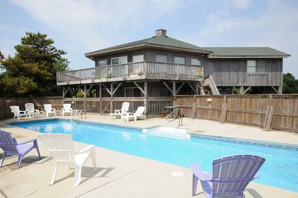 #283 Located on Seascape Golf Course this Vacation Rental is perfect for golf enthusiasts! Includes 4 FREE golf games!