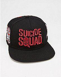 Property Of Joker Suicide Squad Snapback Hat