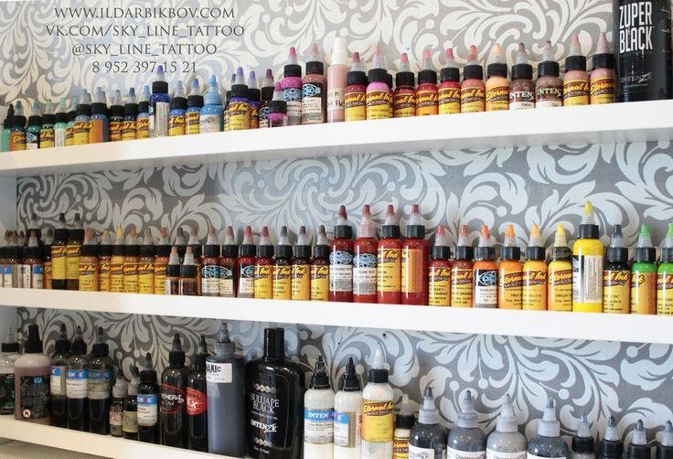 Современные тату: Термины, тату машинки, эскизы татуировок, нанесение татуировки | Студия татуировки Ильдара Бикбова TATTOO ARTIST