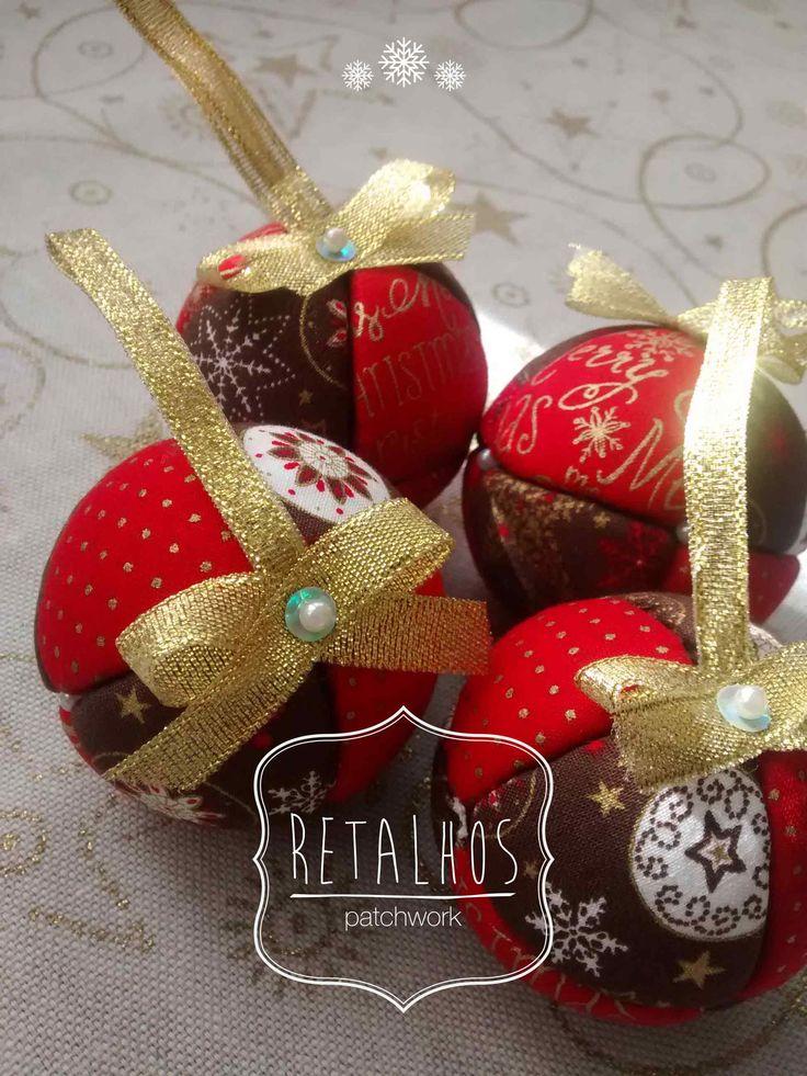 #christmas #balls 18,5cm #decorations / Bolas de Natal