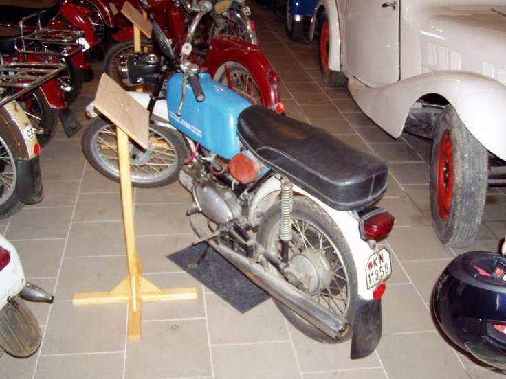 Jawa 50 typ 23 mustang