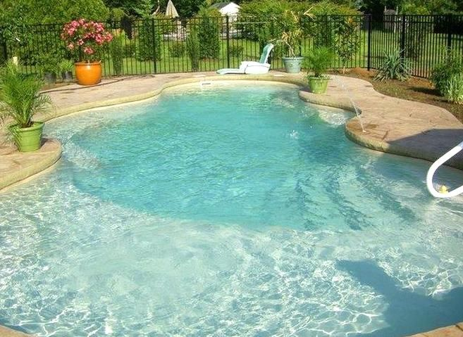 Pin By Two Adorable Labs On House Plans In 2020 Pool Landscaping Backyard Pool Landscaping Backyard Pool