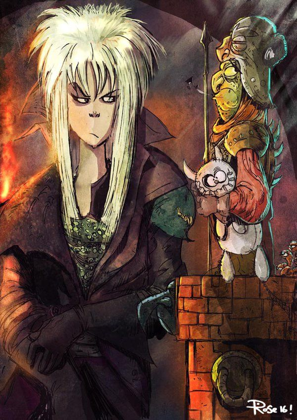 goblin king by gaberoseart.deviantart.com on @DeviantArt