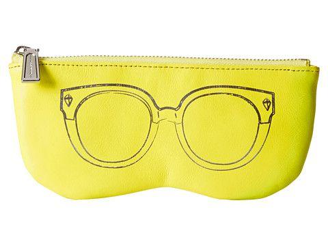 Ребекка Минкофф об очках мешка Электрический желтый - Zappos.com Бесплатная доставка в обоих направлениях