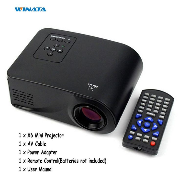 57.60$  Watch here - http://ali706.worldwells.pw/go.php?t=32737950638 - Full HD Projector 1080P Portable Proyector Mini LED Projector HDMI/AV/VGA/SD/USB Home Theater Beamer Multimedia Projector