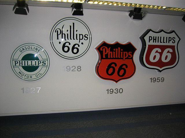 Phillips 66 Sign progression display | Former Phillips 66 si… | Flickr