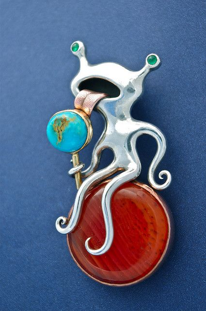 Earth Candy, 2010 - from Kazuma Nagai - my all time FAVORITE jewelry designer!!!